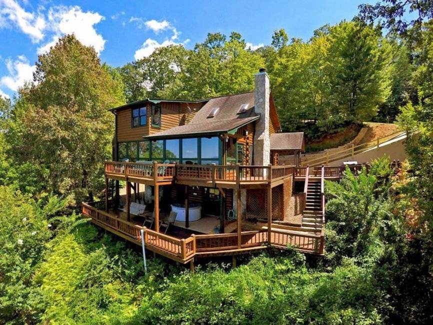 my mountain cabin rentals fannin county chamber of Blue Ridge Mountain Cabin