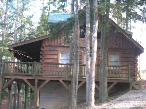 natural bridge red river gorge kentucky cabin rental in Cabins Near Red River Gorge