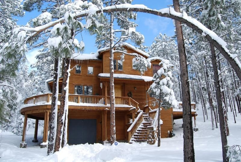nelligans hollow in the white mountains of show low az Cabins In White Mountains Az