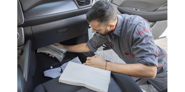 nissan offering free replacement of cabin air filters for In Cabin Microfilter