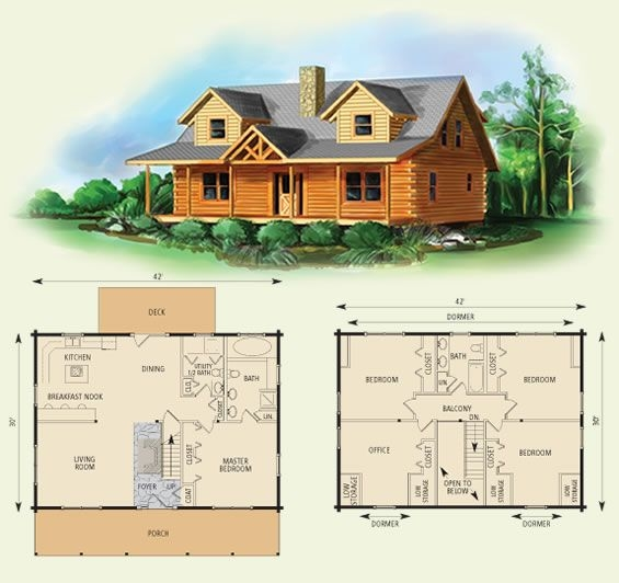 northridge i log home and log cabin floor plan i would Wood Cabin House Plan