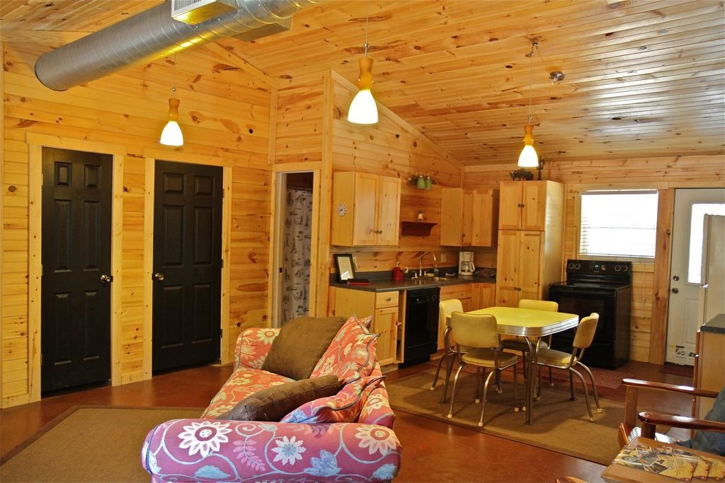 oklahoma cabin and home rentals near turner falls arbuckle Turner Falls Cabins