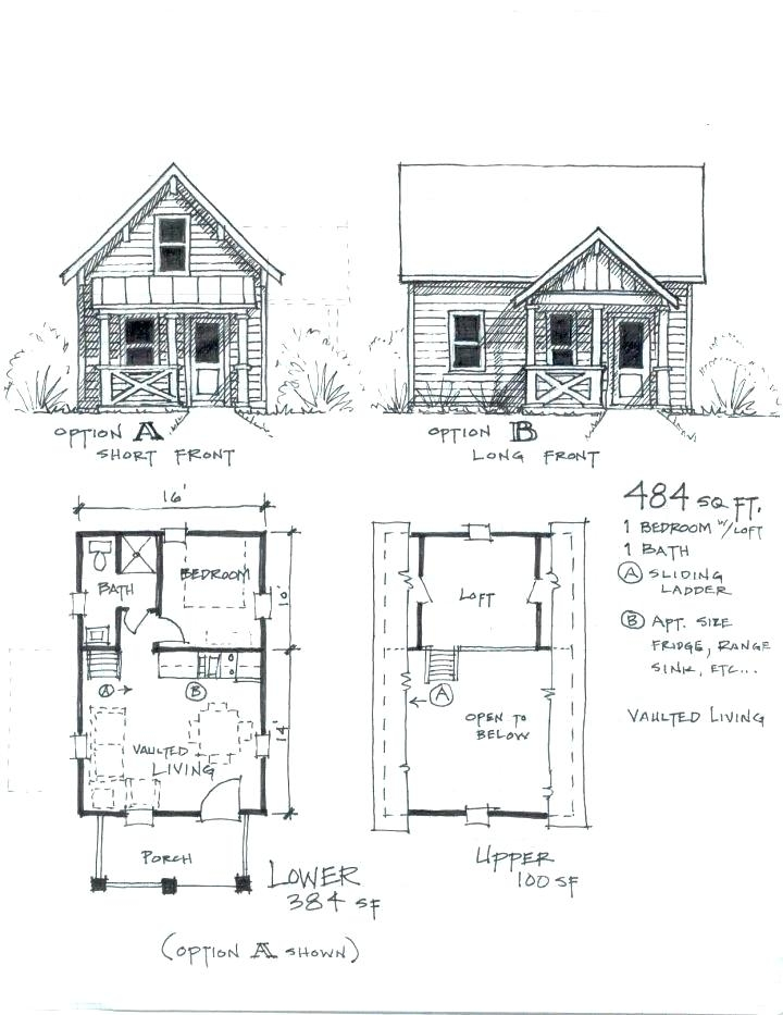 one bedroom cabin floor plans lupinus 1 Bedroom Cabin Plans