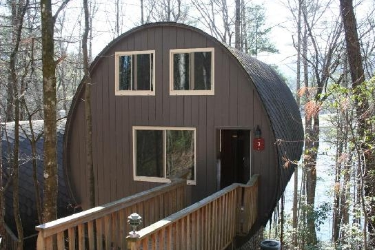 one of the most famed parts about this state park are the Ga State Parks Cabins