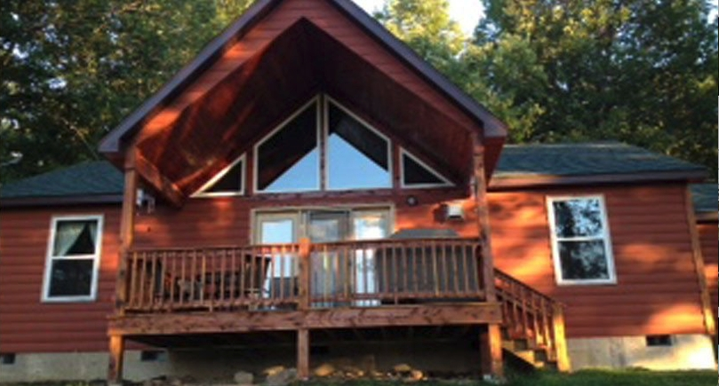 our lodges riverwood resort Bennett Springs Cabins