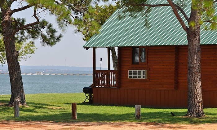 our rates texas lake cabins spacious lake house texas Lake Buchanan Cabins
