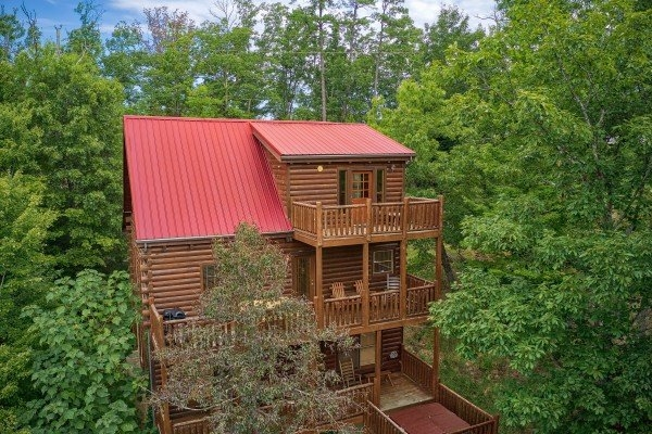 over the rainbow a pigeon forge cabin rental Rainbow Springs Cabins