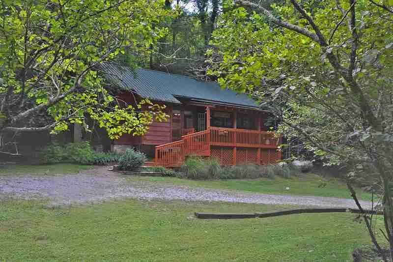 paradise secluded cabins Secluded Cabins In Gatlinburg Tn