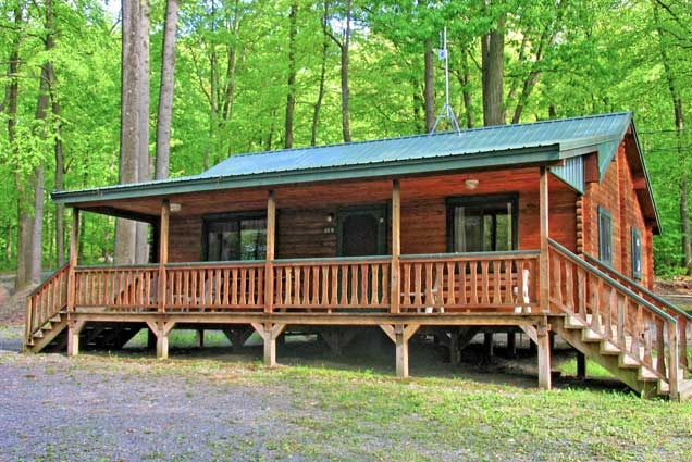 pennsylvania campgrounds adventure bound oak creek pa Camping Cabins In Pa