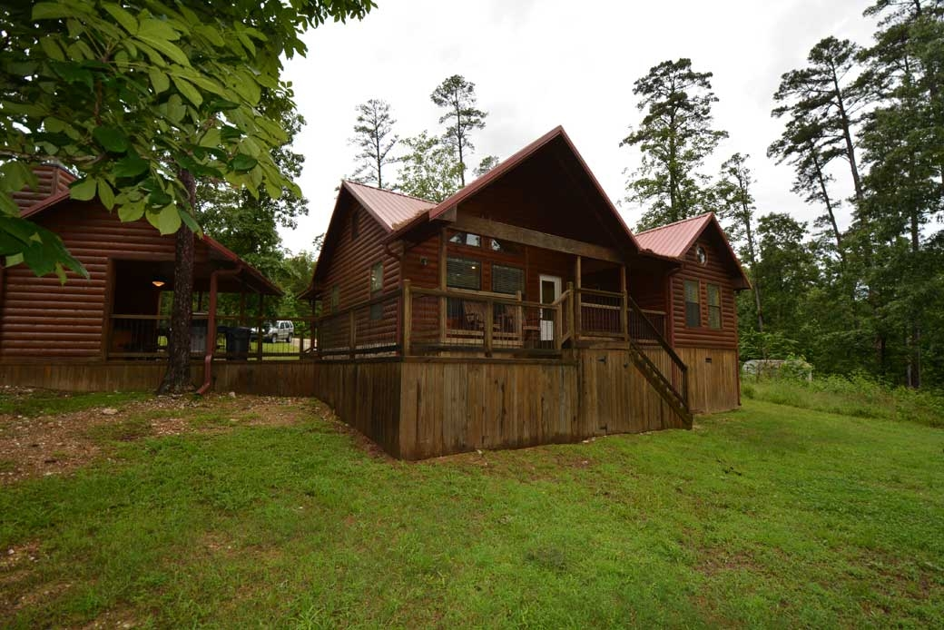 photo gallery hickory hills cabin at the pond cabin Hickory Hill Cabins