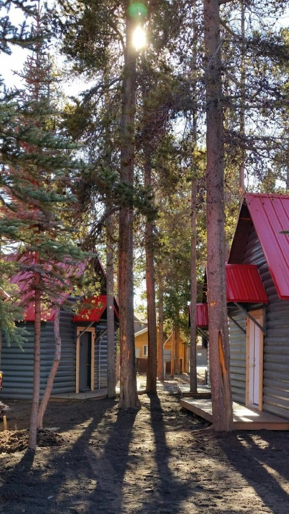 photos for yellowstone cabins and rv park yelp Yellowstone Cabins And Rv Park West Yellowstone Mt