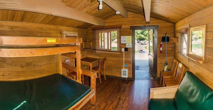 photos videos and brochures silver falls state park Silver Falls Cabins