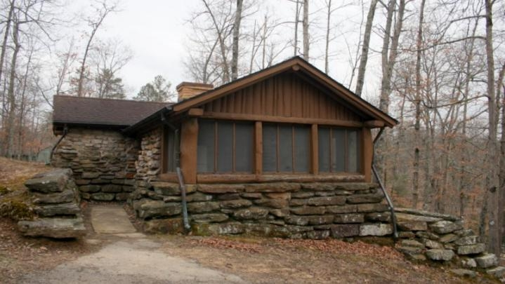 pickett ccc memorial state park cabins tennessee state parks Tennessee State Park Cabins
