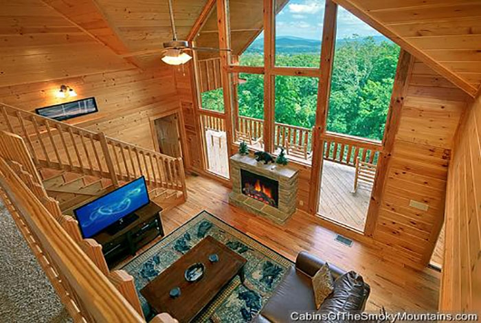 pigeon forge cabin a great smoky mountain escape 5 Best Smoky Mountain Cabins