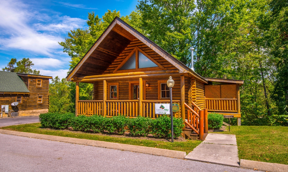 pigeon forge cabin smoky mountain retreat Cabins For You.Com