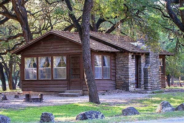 pin on favorite places spaces Garner State Park Cabins