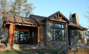 plan 066h 0006 find unique house plans home plans and Vacation Cabin Plans