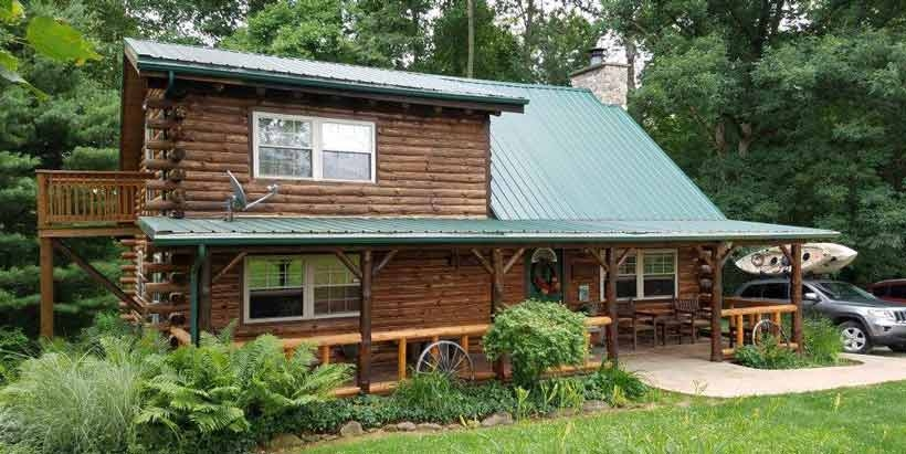 plan your perfect ohio cabin vacation getaway possum lodge Secluded Cabins In Ohio