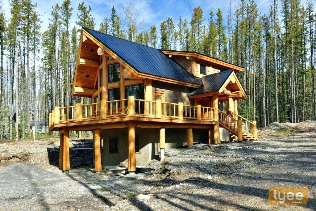 post and beam cabin foundation kits floor plans simple small Small Post And Beam Cabins