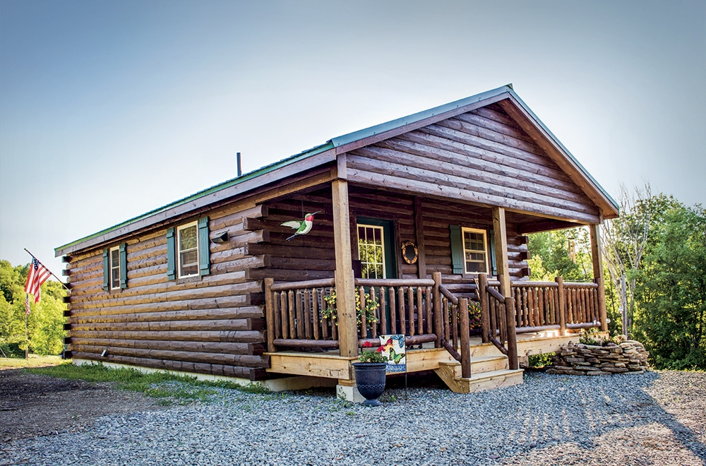 prefab cabins and modular log homes riverwood cabins Cabin Style Manufactured Homes