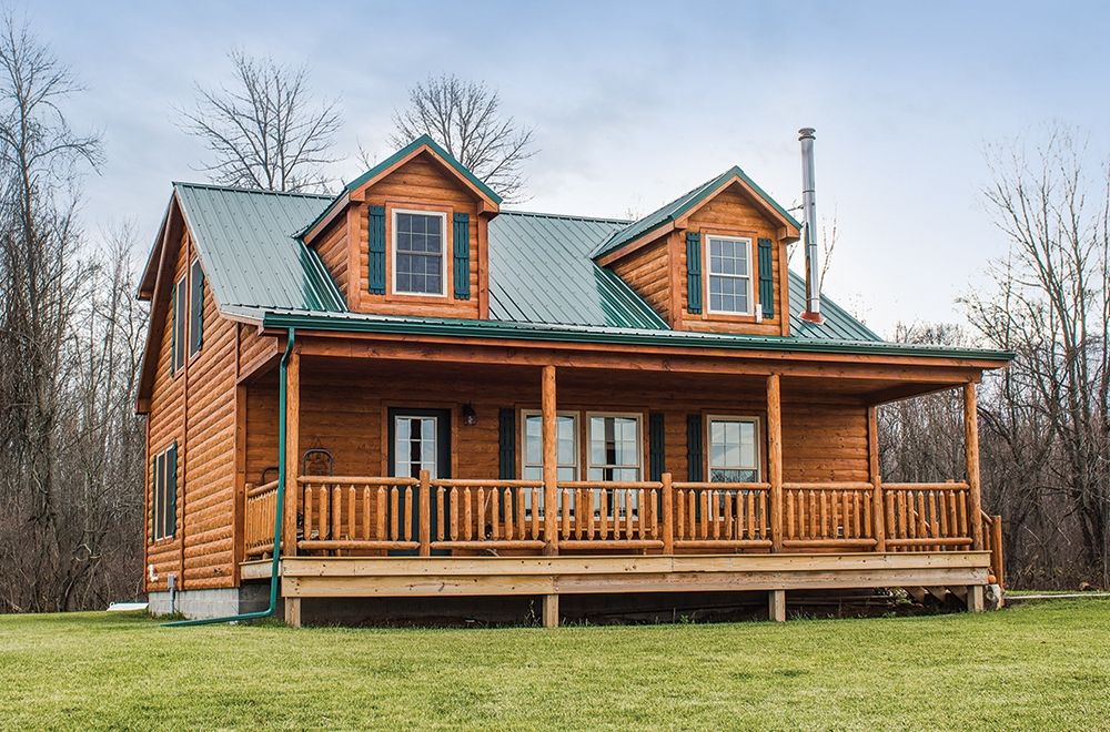 prefab log cabins and modular log homes riverwood cabins Cabin Style Manufactured Homes