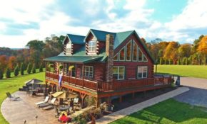 prefab log cabins modular homes for sale from pa Gettysburg Cabins
