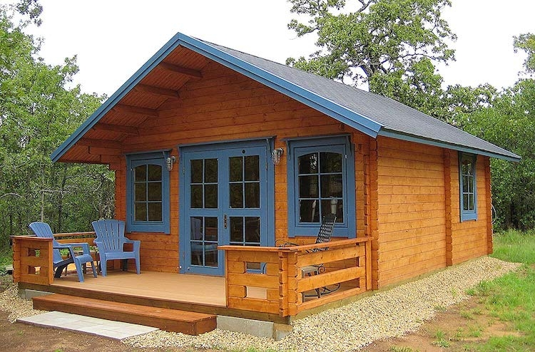 prefabricated tiny homes available for sale on amazon Pre Built Log Cabins Wisconsin
