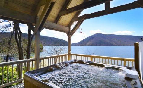 premier smith mountain lake rentals the top vacation Mountain Lake Cabins