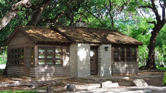 really neat cabins available to rent picture of garner Garner State Park Cabins
