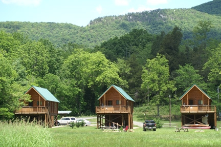 rental cabins on the shenandoah riverluray variver cabins Cabins In Shenandoah Valley