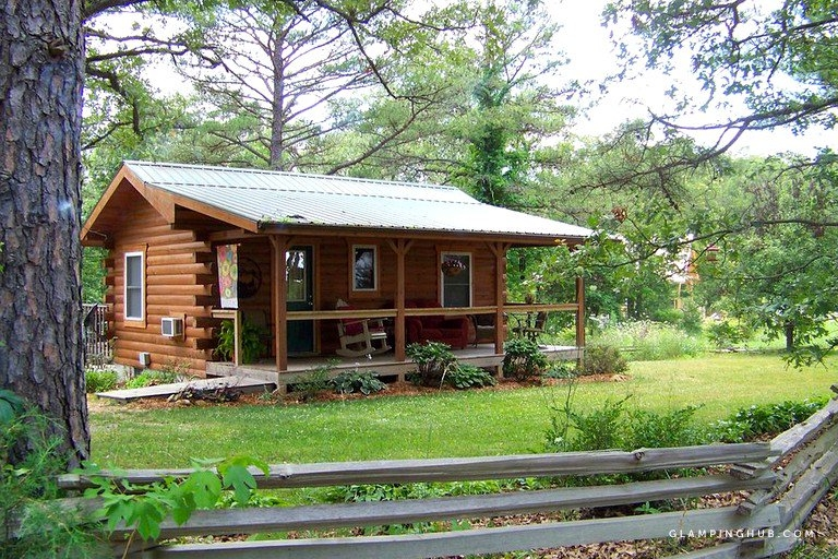 romantic cabin rental for two with a private hot tub near st louis missouri Cabins In St Louis Mo