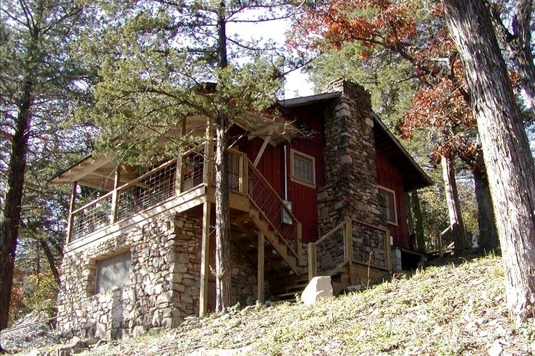 romantic ozarks cabin rental in secluded woodland near branson missouri Secluded Cabins In Missouri