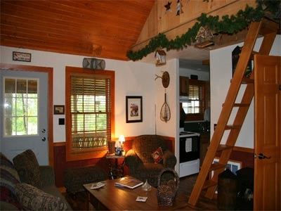 roscoe village ohio cabin rentals for large group family Roscoe Village Cabins