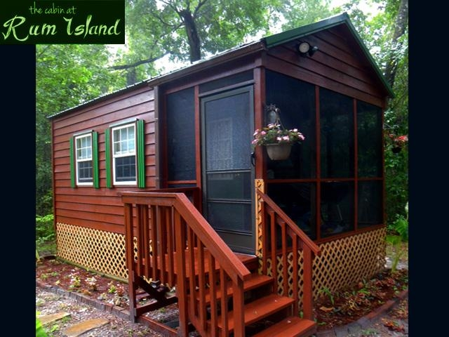 rum island cabin on the santa fe river florida updated 2019 Ginnie Springs Cabins