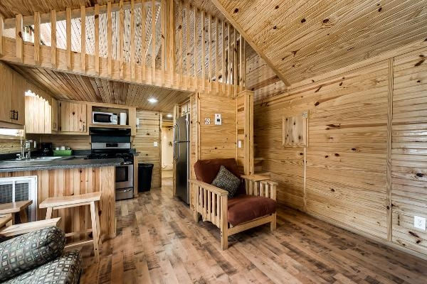 rustic creek ranch cottages ft worth texas Cabins In North Texas