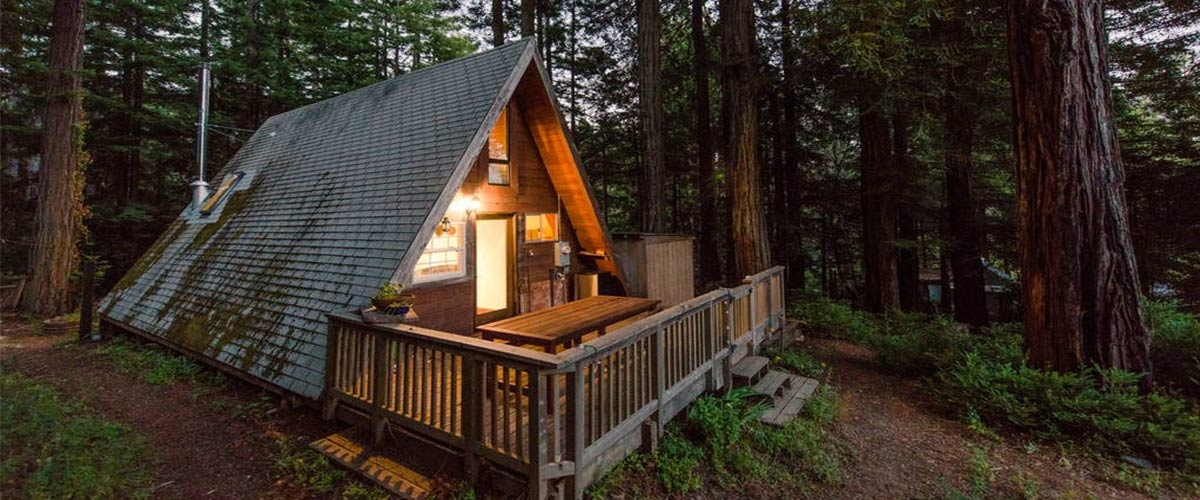 simple living is the hardest thing to do or is it Living In A Cabin