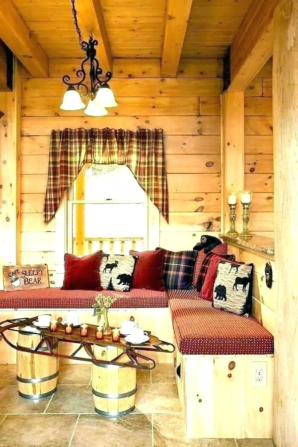small cabin decorating ideas lake house interior bedroom Small Cabin Decorating Ideas
