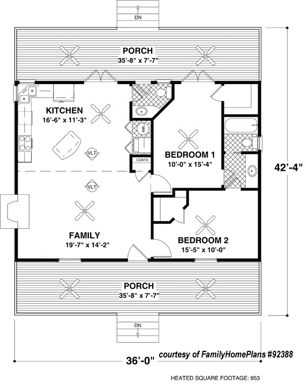 small cabin house plans small cabin floor plans small Hunting Cabin Floor Plans