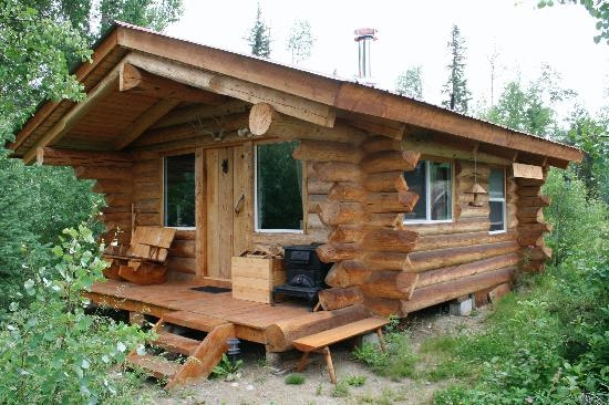 small cabin plans Small Cabin House Plans