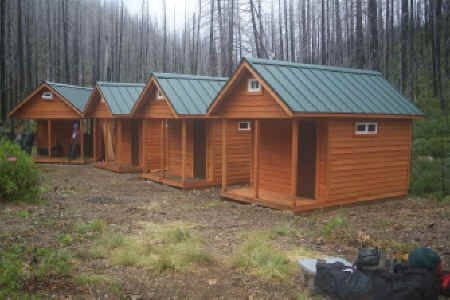 small hunting cabins oregon timberwerks camping cabin Hunting Cabin Designs