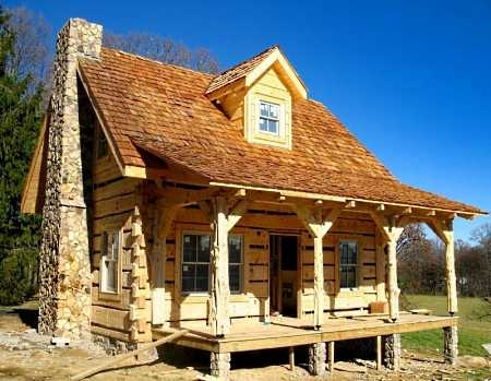 small log cabin floor plans tiny time capsules Small Log Cabin Floor Plans With Loft