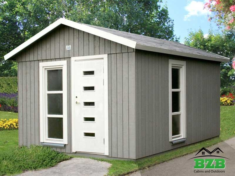 small prefabricated cabin kit zion 2 Small Cabin Kit