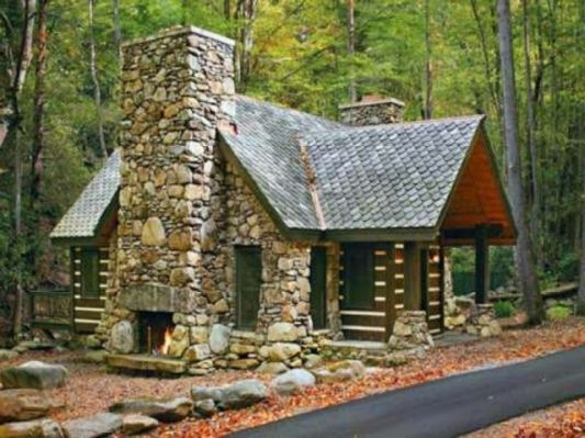 Permalink to Stone Cabin Plans Gallery