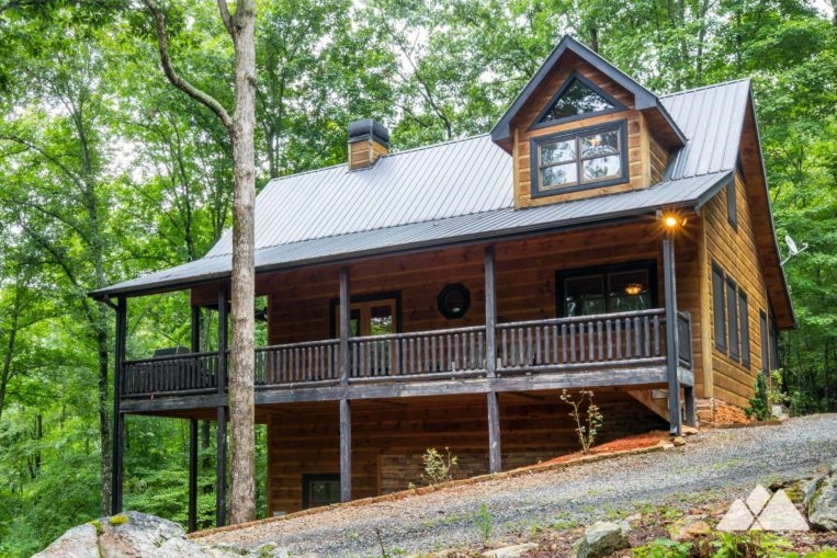 southern comfort cabin rentals review hawks ridge in blue Blue Ridge Mountain Cabin