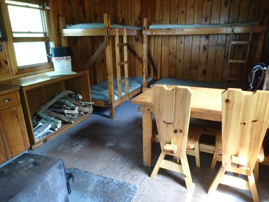 speakers cabin picture of porcupine mountains wilderness Porcupine Mountain Cabins