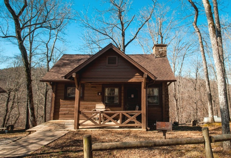 standing stone state park cabins tennessee state parks Tennessee State Park Cabins