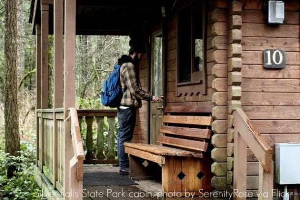 state park cabins in oregon from rustic to deluxe Oregon State Parks Cabins