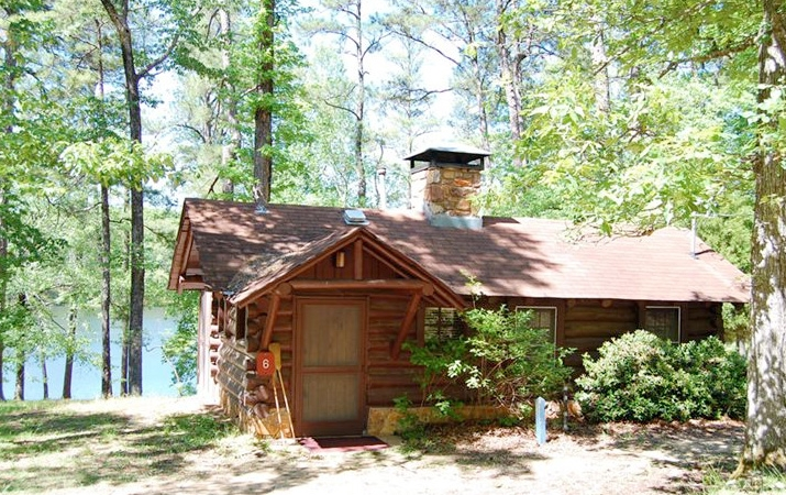 stay at fdr state park cabins in pine mountain ga Ga State Parks Cabins