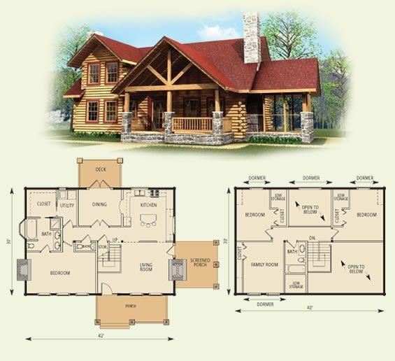 Permalink to Minimalist 4 Bedroom Cabin Plans Gallery