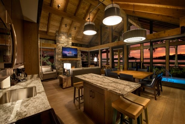 summer camping is extra special at these disney vacation Cabins At Wilderness Lodge